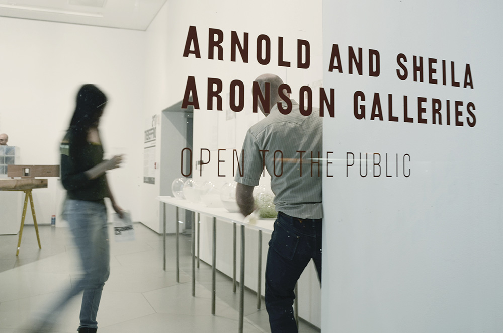 Architectural League Prize exhibition