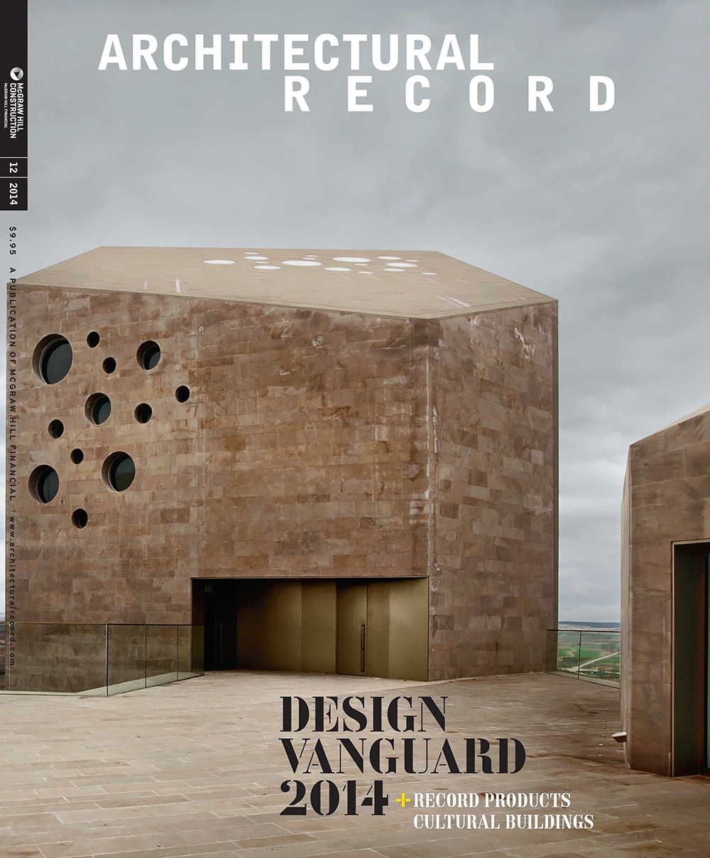 Architectural Record Design Vanguard