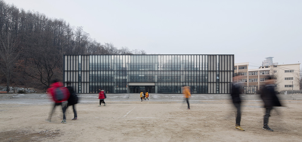 DH Triangle School, Namyangju